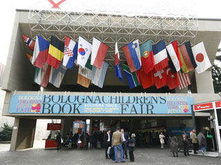 Bologna Children's Book Fair 2013