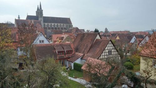 viaggio in aviera: Rothenburg ob der Tauber