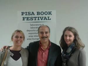 Help Traduzioni con Carmine Abate al Pisa Book Festival 2013