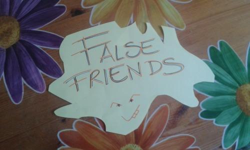 False Friends - Help Traduzioni