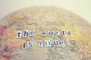 the-world-is-yours